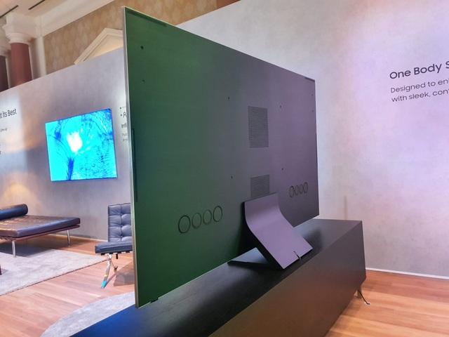 Cận cảnh TV 8K không viền màn hình của Samsung tại CES 2020 - 6