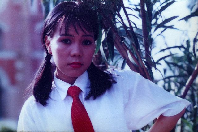 """Bất ngờ hình ảnh Việt Hương, Hoài Linh - cặp """"vợ chồng tin đồn"""" một thời - 4"""
