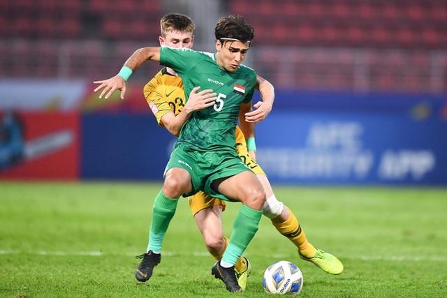 U23 Iraq 1-1 U23 Australia: Cuộc chiến đẳng cấp - 4