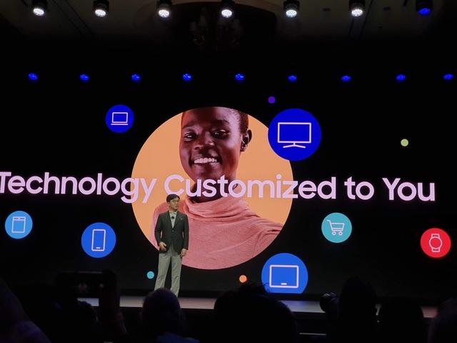 """Samsung trình diễn robot """"thú cưng"""" Ballie đặc biệt tại CES 2020 - 6"""