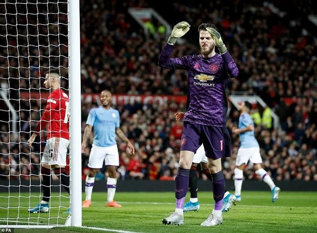 """Man Utd 1-3 Man City: Sai lầm liên tiếp của """"Quỷ đỏ"""" - 4"""