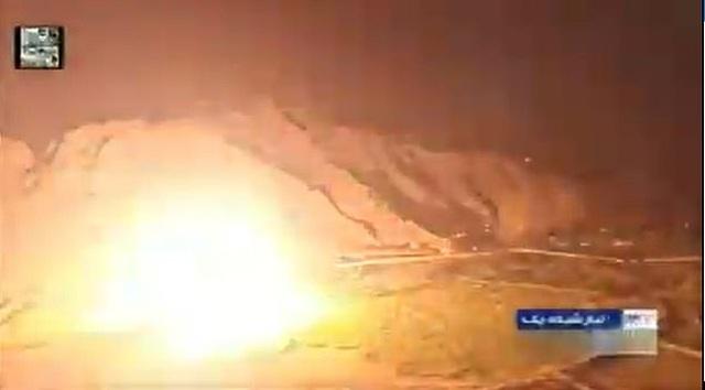 Hai loại tên lửa đạn đạo Iran có thể đã nã vào căn cứ Mỹ - 5