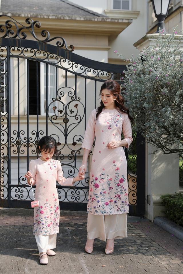 Hoa hậu Phí Thuỳ Linh lên dự định đón Tết, ước có thêm con gái - 11