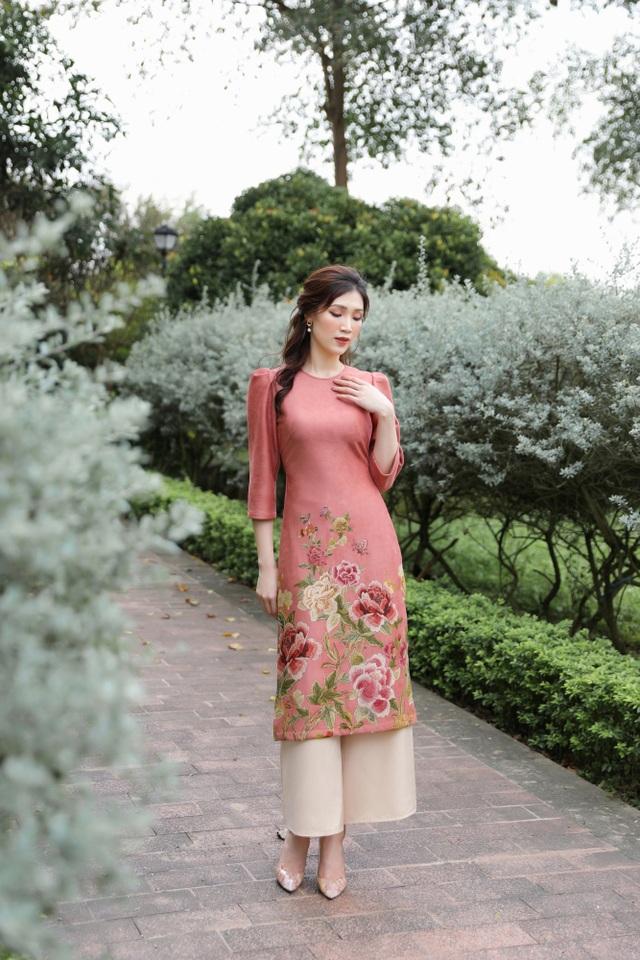 Hoa hậu Phí Thuỳ Linh lên dự định đón Tết, ước có thêm con gái - 4