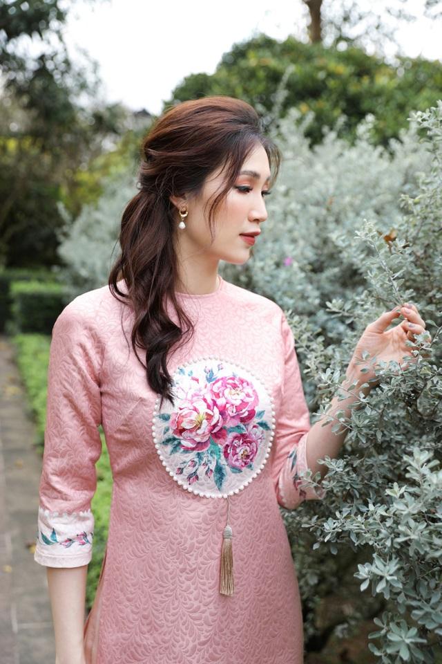 Hoa hậu Phí Thuỳ Linh lên dự định đón Tết, ước có thêm con gái - 5