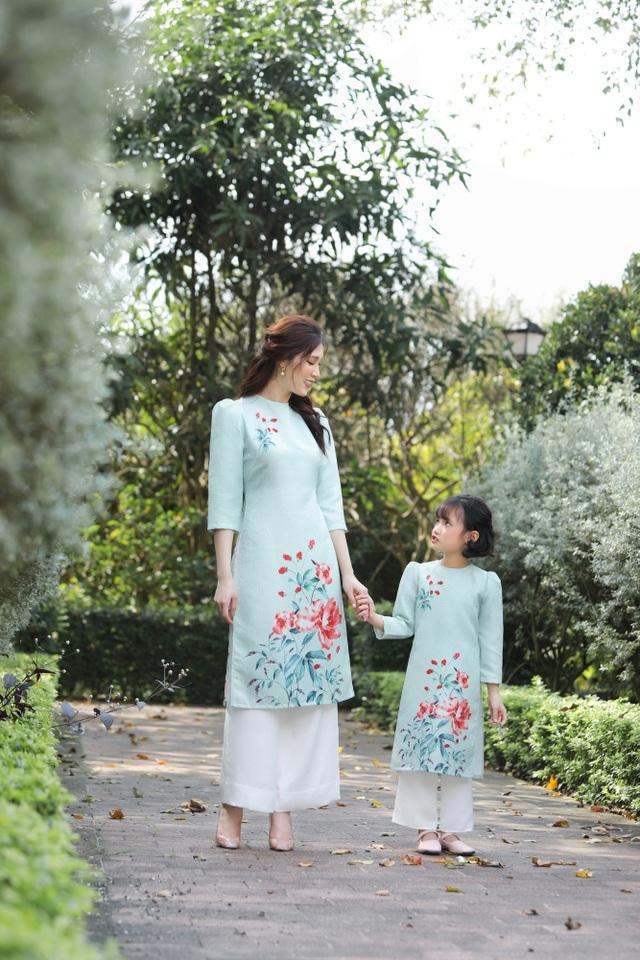 Hoa hậu Phí Thuỳ Linh lên dự định đón Tết, ước có thêm con gái - 8