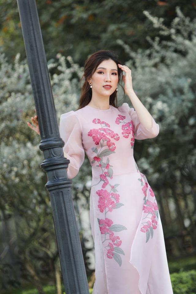 Hoa hậu Phí Thuỳ Linh lên dự định đón Tết, ước có thêm con gái - 2
