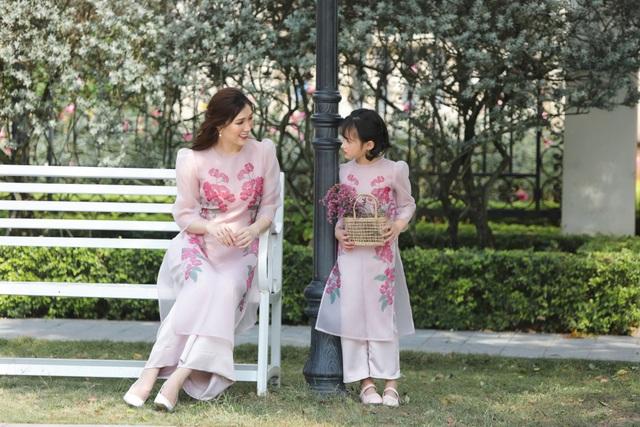 Hoa hậu Phí Thuỳ Linh lên dự định đón Tết, ước có thêm con gái - 7