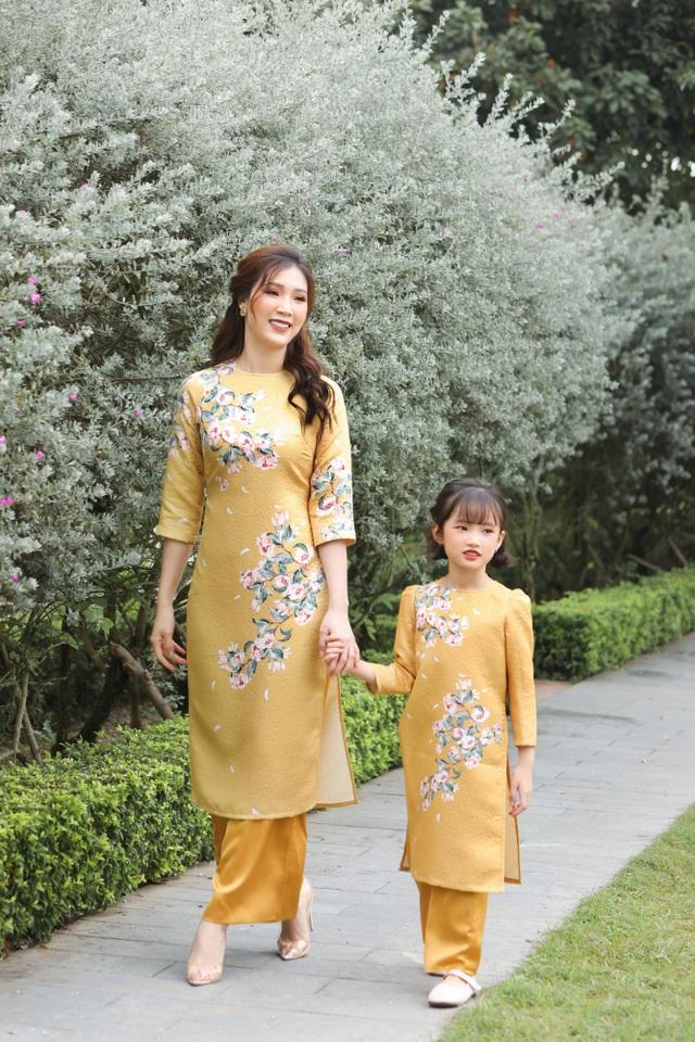 Hoa hậu Phí Thuỳ Linh lên dự định đón Tết, ước có thêm con gái - 14