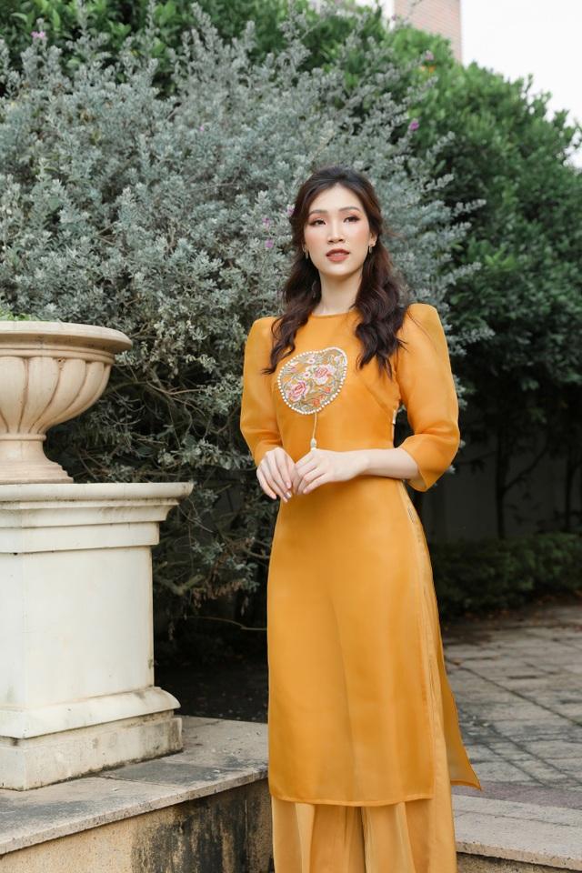 Hoa hậu Phí Thuỳ Linh lên dự định đón Tết, ước có thêm con gái - 3