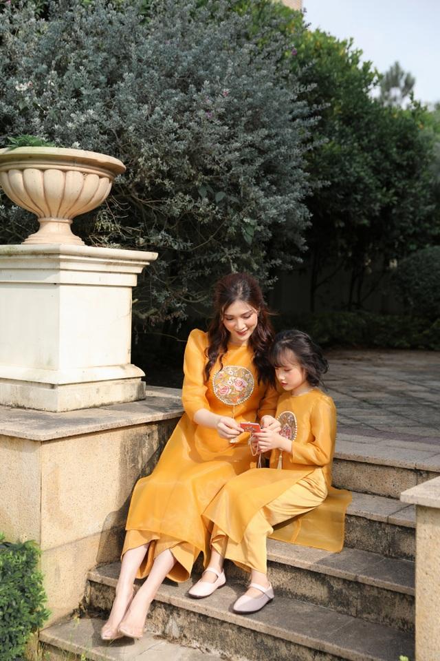 Hoa hậu Phí Thuỳ Linh lên dự định đón Tết, ước có thêm con gái - 6