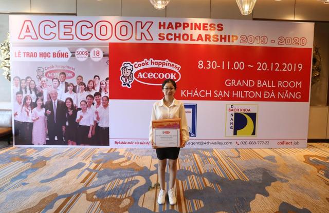Học bổng Acecook Happiness Scholarship 2019 chắp cánh ước mơ cho sinh viên Việt - 3