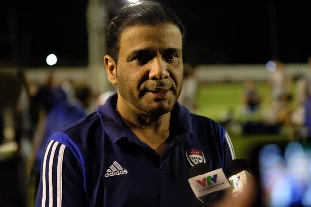 Trưởng đoàn U23 UAE hết lời khen ngợi Quang Hải và Đức Chinh - 1