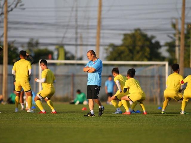 HLV Park Hang Seo và những nỗi lo trước giải U23 châu Á 2020 - 1