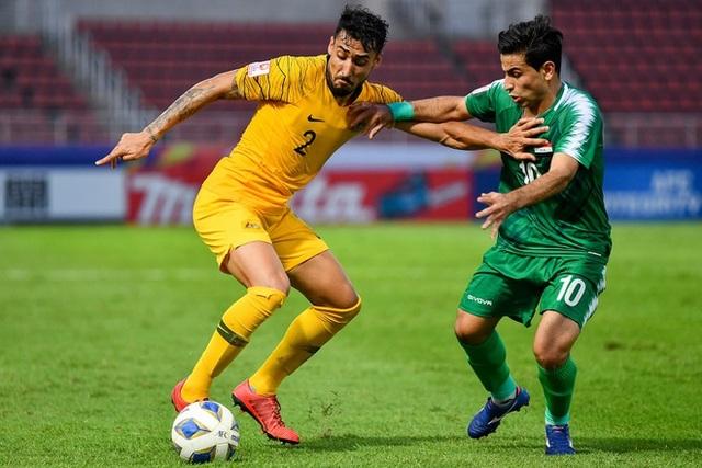 U23 Iraq 1-1 U23 Australia: Cuộc chiến đẳng cấp - 5