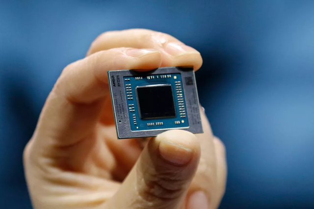 CES 2020: Vượt mặt Intel, AMD ra mắt chip 7nm đầu tiên dành cho laptop - 1