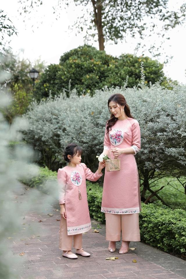 Hoa hậu Phí Thuỳ Linh lên dự định đón Tết, ước có thêm con gái - 13