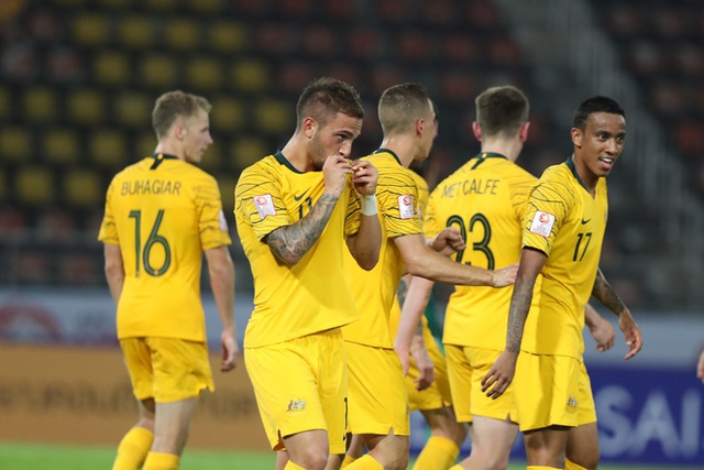 U23 Iraq 1-1 U23 Australia: Cuộc chiến đẳng cấp - 1