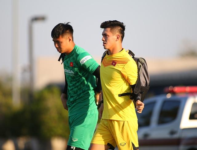 Tiến Linh muốn tiếp tục ghi bàn vào lưới UAE - 1
