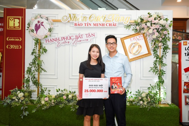 Bảo Tín Minh Châu trao giải Mùa cưới 2019 lên đến 70 triệu đồng - 1