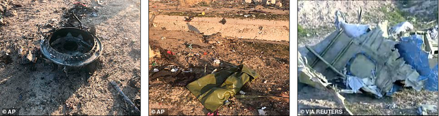 Hiện trường thảm kịch rơi máy bay khiến 176 người chết ở Iran - 3