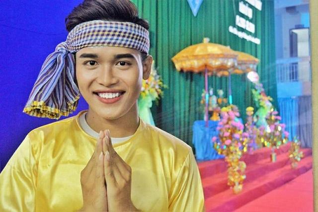 Vượt khó vươn lên, nam sinh Khmer giành giải thưởng Sao tháng Giêng 2019 - 1