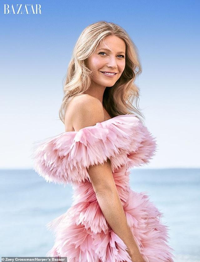 Gwyneth Paltrow khẳng định vẫn giữ quan hệ bạn bè với tình cũ Brad Pitt - 3
