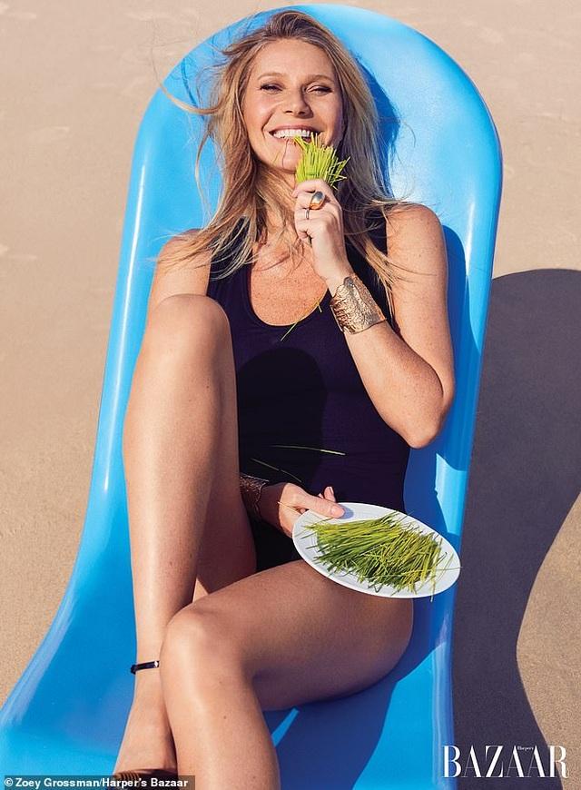 Gwyneth Paltrow khẳng định vẫn giữ quan hệ bạn bè với tình cũ Brad Pitt - 4