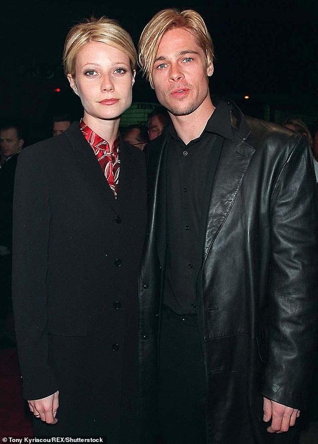 Gwyneth Paltrow khẳng định vẫn giữ quan hệ bạn bè với tình cũ Brad Pitt - 2