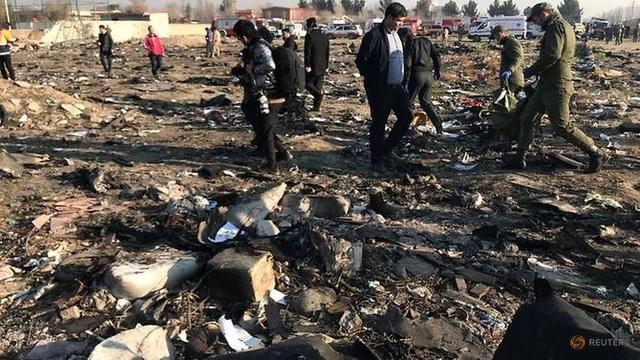 Máy bay rơi ở Iran làm 176 người chết mới được bảo dưỡng 2 ngày trước - 1