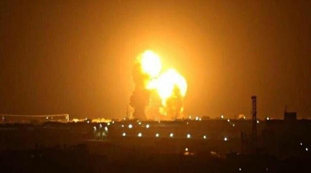 """Vì sao Mỹ không đánh chặn """"mưa"""" tên lửa của Iran? - 1"""