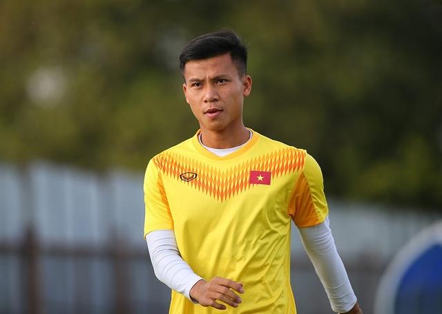 """Trung vệ Ngọc Bảo: """"U23 Việt Nam không còn là ngựa ô"""" - 1"""