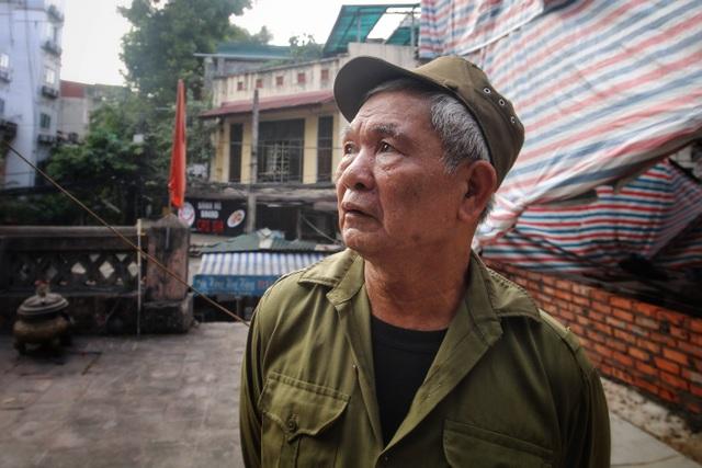 Người đàn ông 20 năm canh gác cửa ô cuối cùng của Hà Nội - 1