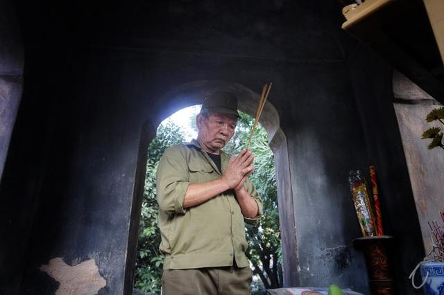 Người đàn ông 20 năm canh gác cửa ô cuối cùng của Hà Nội - 8