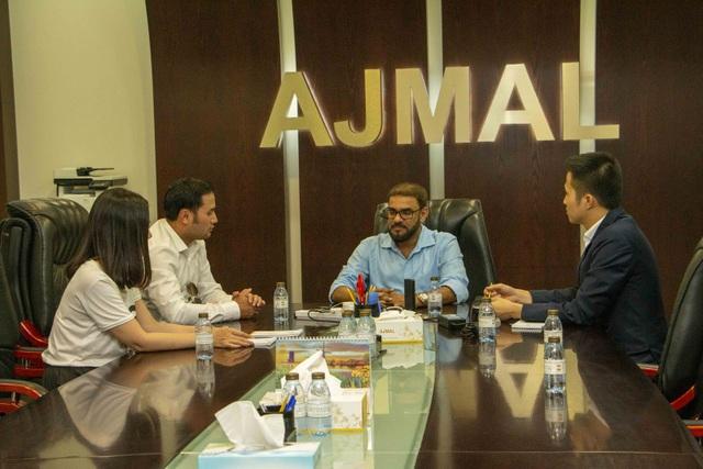 Công ty Luxury Châu Á phân phối độc quyền thương hiệu nước hoa Ajmal (Dubai) tại Việt Nam - 2