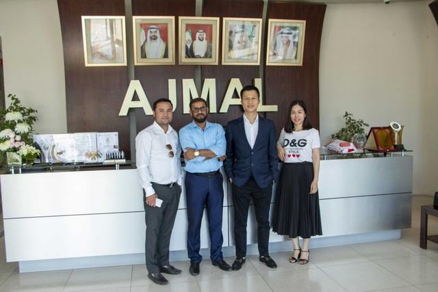 Công ty Luxury Châu Á phân phối độc quyền thương hiệu nước hoa Ajmal (Dubai) tại Việt Nam - 4