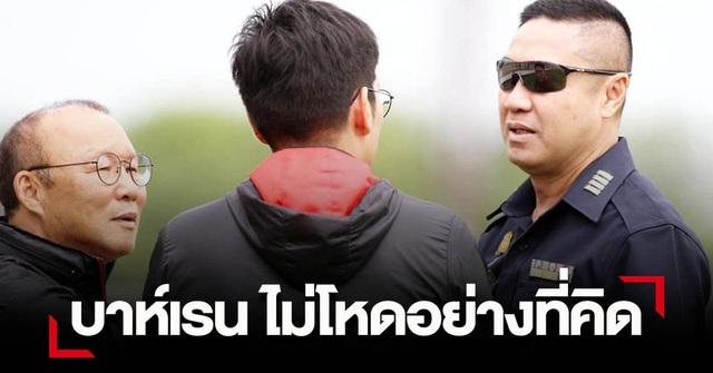 Chờ đấu U23 Bahrain, U23 Thái Lan nhờ cậy… HLV Park Hang Seo - 1