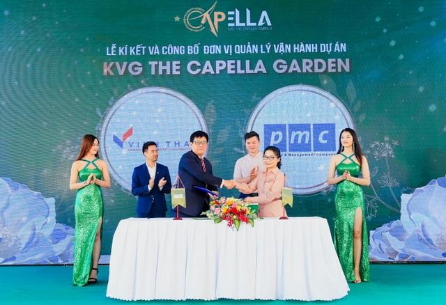 Đơn vị quản lý vận hành - Yếu tố khẳng định giá trị phân khu đô thị khép kín ở Nha Trang - KVG The Capella Garden - 2
