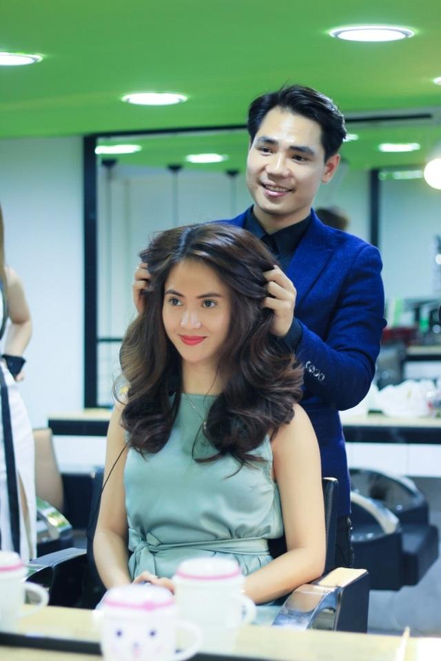 Ông chủ Đồng Salon và con đường gian nan lập nghiệp với ngành tóc - 4