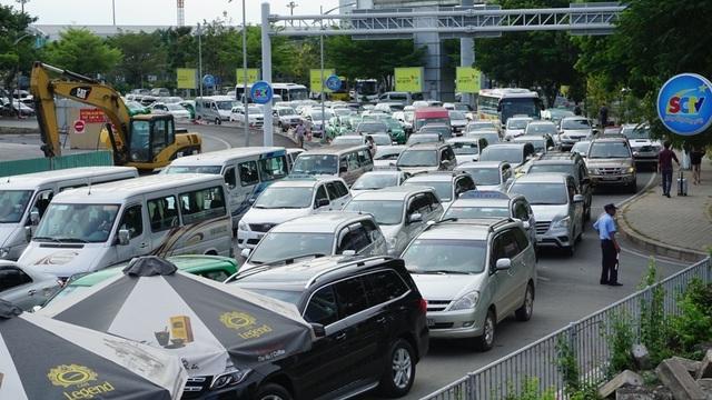 TPHCM: Kịch bản chống ùn tắc giao thông sân bay Tân Sơn Nhất dịp Tết - 2