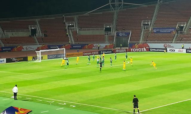U23 Iraq 1-1 U23 Australia: Cuộc chiến đẳng cấp - 2