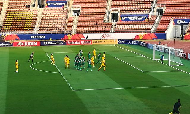 U23 Iraq 1-1 U23 Australia: Cuộc chiến đẳng cấp - 3