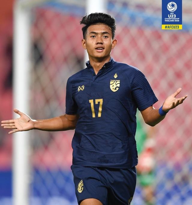 U23 Thái Lan 5-0 U23 Bahrain: Chiến thắng thuyết phục - 2