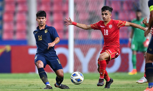 U23 Thái Lan 5-0 U23 Bahrain: Chiến thắng thuyết phục - 1