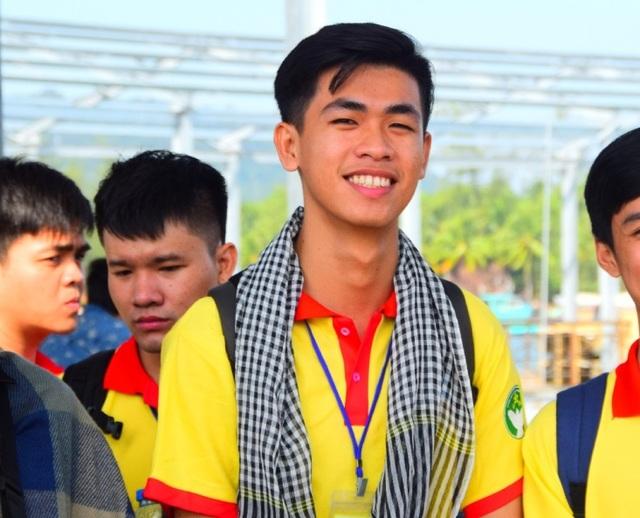 Chàng sinh viên 5 tốt và khát vọng thoát nghèo bằng phát triển du lịch - 1