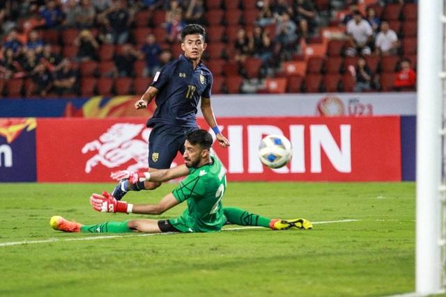 Báo Thái Lan nổ tưng bừng sau chiến thắng đậm trước U23 Bahrain - 1
