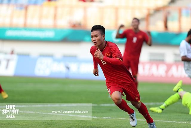Báo châu Á dự đoán U23 Việt Nam thắng U23 UAE - 1