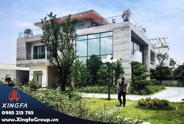 Nhôm Xingfa nhập khẩu chính hãng 100% tại Thủ Đô Group - 3