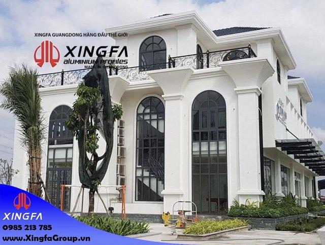 Nhôm Xingfa nhập khẩu chính hãng 100% tại Thủ Đô Group - 4