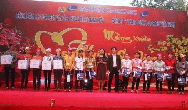 """Thanh Hoá: Gần 10.000 công nhân, lao động dự chương trình """"Tết sum vầy 2020"""" - 3"""